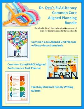 Grade 3: Common Core/PARCC Aligned Unit & Assesment Planni