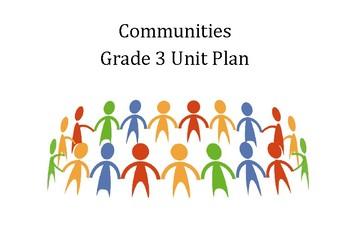 Grade 3 Communities Unit
