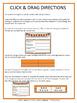 TEI Technology Enhanced Item Practice Virginia SOL 3.20 Aligned