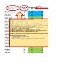 Grade 3 - Convert MAP RIT Score to a Lexile