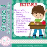 Grade 3 Curriculum Map