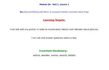 Grade 3 ELA Module 2A Units 1, 2, and 3 BUNDLE-New York St