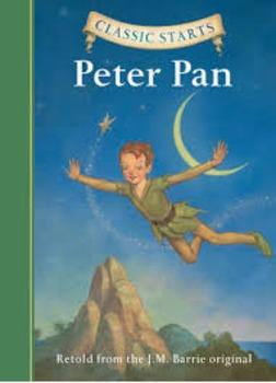 Grade 3 ELA Module 3A - Peter Pan - Unit 2