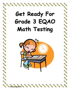 Grade 3 EQAO Math Testing Practise