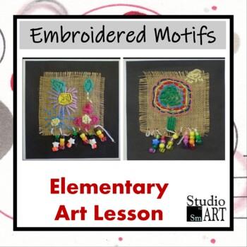 Grade 3 Embroidered Motifs