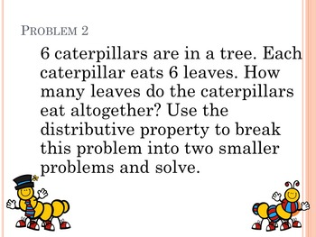 Grade 3 EnVisions Math Lesson 6-1 Power Point (CCSS Aligned)