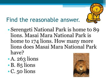 Grade 3 EnVisions Math Topic 2 Common Core Version Inspired Power Point Lessons