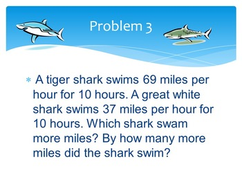 Grade 3 EnVisions Math Topic 5 Common Core Version Inspired Power Point Lessons