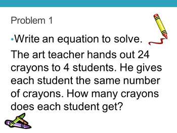 Grade 3 EnVisions Math Topic 7 Common Core Aligned Power Point Lessons
