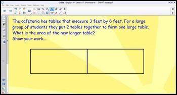 Grade 3 Engage NY Module 4 Lesson 11 Smartboard