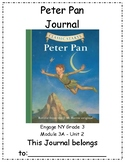 Grade 3 Engage Ny ELAPeter Pan Journal {Module 3A Unit 2}