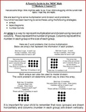 Grade 3 EngageNY Math Module 1 Parent's Guide to the New Math