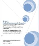 Grade 3 English Language Arts, CA Content Standards (CCS),