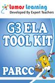 Grade 3 English Language Arts (ELA) Tool Kit for Educators, PARCC Edition