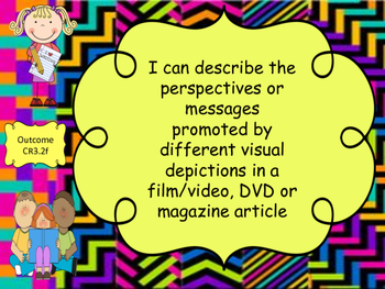 Grade 3 English Language Arts I Can Statement Posters
