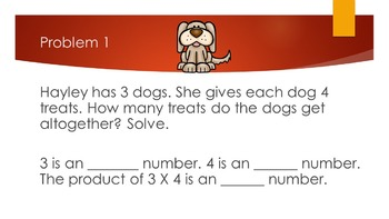 Grade 3 Envisions Math 2.0 Version 2016 Topic 4 Power Point Lessons