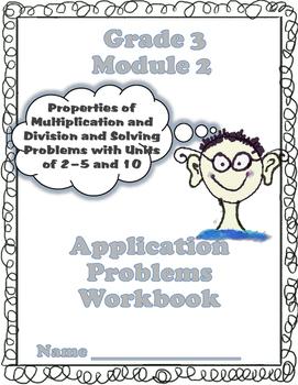 Grade 3 Math Module 1 Application Problems Student Workbook