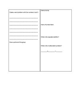 Grade 3 Eureka Module 1: Lesson 1-3 Quiz