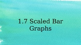 Grade 3 Everyday Math 1.7 (scaled bar graphs)