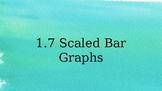 Grade 3 Everyday Math 1.7 (scaled bar graphs)