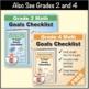 Grade 3 FREE Checklist of Math Goals for Common Core