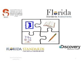 Grade 3 FSA/Reading Street/DE Florida Question Stems