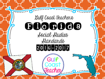Grade 3 Florida Social Studies CPalms Standards