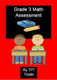 Grade 3 French Immersion Math Assessment  3e année évaluat