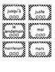 Grade 3 French Immersion Sight Word Flash Cards