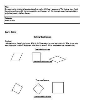 Grade 3 Geometry