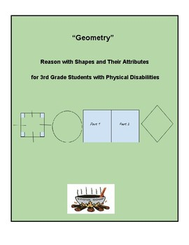 Grade 3 - Geometry for Students with Physical Disabilities - CCS