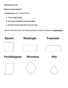 Grade 3 - Geometry for Students with Visual Impairments - CCS