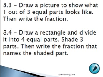 Go Math Grade 3 Chapter 8 (Lesson Plans 8.1-8.9 w/Journal Prompts & Vocabulary)