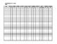 Grade 3 Go Math Prereq. Skills Tracking Sheet