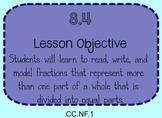 Grade 3 Go Math Smartboard Lesson Chapter 8 Lesson 4