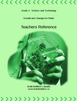 Ontario Science and Technology Grade 3 - Growth and Changes in Plants