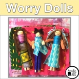 Grade 3 Guatemalan Worry Dolls Lesson
