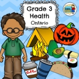 Grade 3 Health Ontario Curriculum 2019 Updated