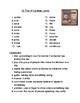 Grade 3 Houghton Mifflin Journeys Spelling and Vocabulary Lists