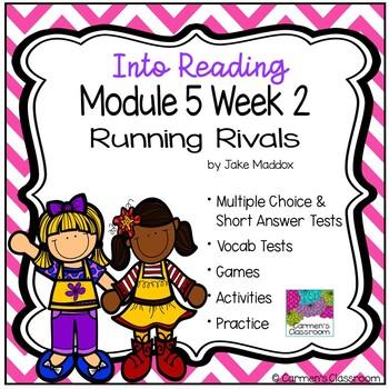 HMH Into Reading Third Grade Supplement Module 5 Week 2 Running Rivals