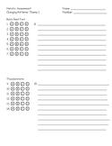 Grade 3 Journeys Common Core 2014 HMH Series: Unit 1 Holis