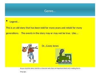 Grade 3 Journeys Unit 3 Lesson 13 Day 1 PowerPoint