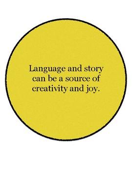 Grade 3 Language Arts: Big Ideas: New BC Curriculum