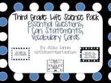 Grade 3 Life Science Pack