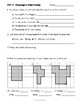 Grade 3 Linear Measurement, Perimeter, and Area Assessment {Ontario Curriculum}