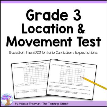 Grade 3 Location & Movement Test