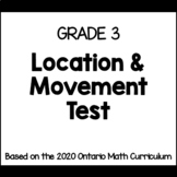 Grade 3 Location & Movement Test