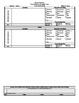 Grade 3 Louisiana CCSS ELA Lesson Plan Template