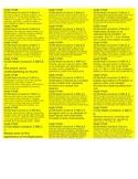 Grade 3 MATH Labels Common Core Standards