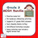 Grade 3 MEGA Bundle